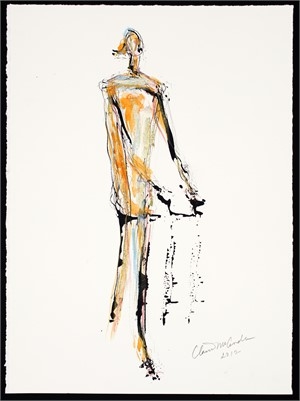 Figure Drawing No. 4, 2012