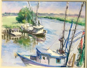 Apalach Shrimpers, 2018