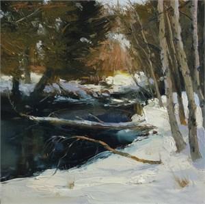 June Lake Snow