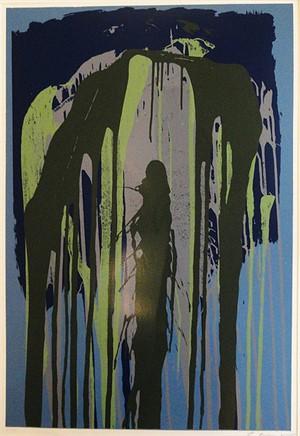 Untitled (Blue) (25/100), 1981