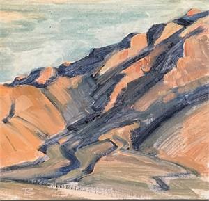 Chianti Mountain Study, 2018