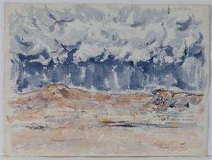 Rainy Mountain Day, c. 1960