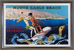 Monte Carlo Beach, c1930