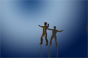 Balance Series: Stiltwalker