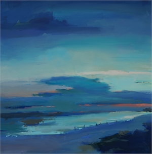Dusk by Kathleen Broaderick