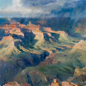 Grand Canyon Afternoon by Quang Ho