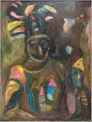 Dark Jester King, 1996