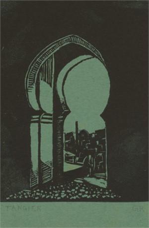 Tangier, 1936