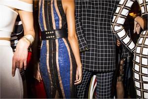 Balmain No.1 (backstage) (1/1), 2015