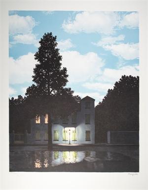 L'Empire des lumières (The Empire of Light) (189/300), 2004