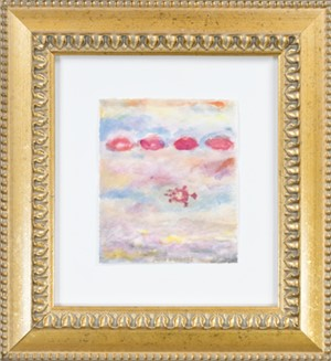 Four Kisses On a Passionate Sea Variation, 1997