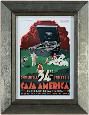 Casa America, 2012