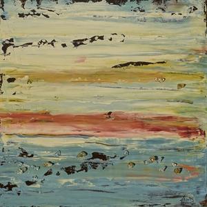 Oceans 42 by Anita Lewis