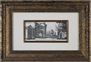 Veduta Presso di San Stefano Rotondo, c.1650