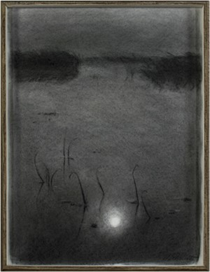 Morning Mist, signed, 1982