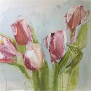 Raspberry Sherbert by Lynn Johnson