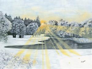 Willamette Valley CC #3 - Winter (Edition ), 2019