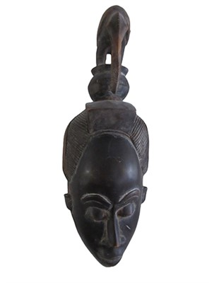 Dance Mask, c1965