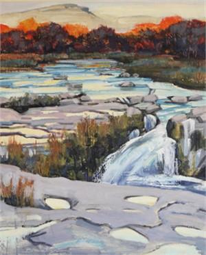 Dolan Falls, Devils River