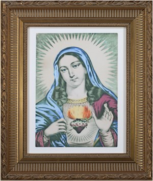 Sacred Heart of Mary, 2009