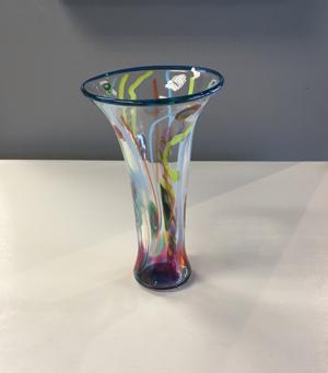 Flared Circus Vase
