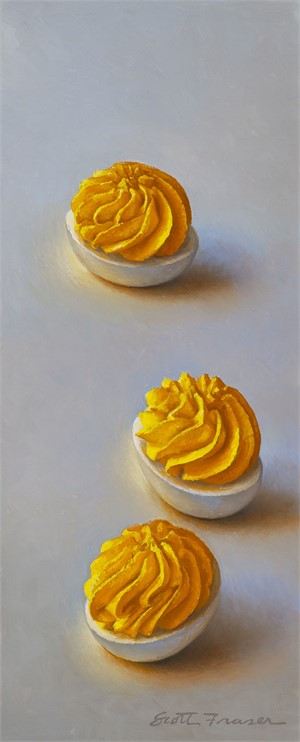 Deviled Eggs by Scott Fraser