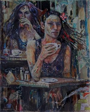 coffee lilies, 2018