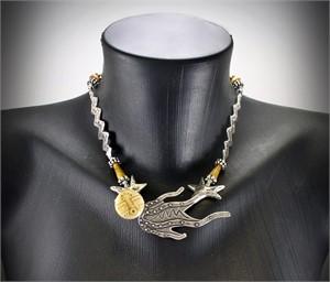 Necklace - Flying Shaman #31903