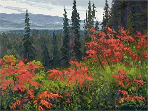 Mountain Ash Reds