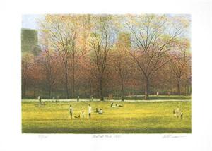 Central Park, 1998