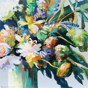 Secret Garden 7 by Erin Gregory