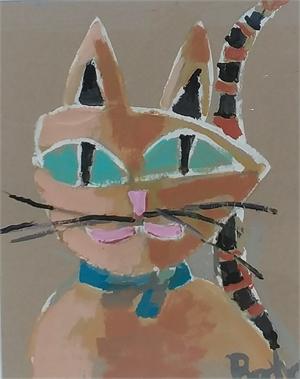 Tabby by Gary Bodner