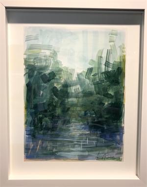 Carolina River II by Lucy Reiser