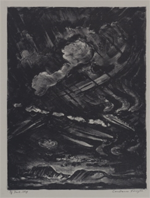 Dark Sky, c. 1945