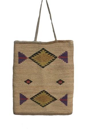 Nez Perce Corn Husk Bag