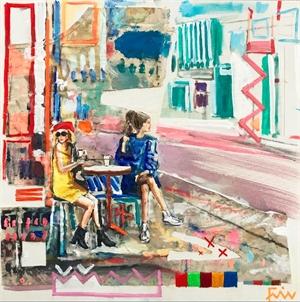 Cafe Serafini by Erin Tapp