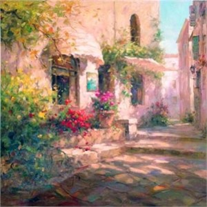 STREET SCENCE, PROVENCE
