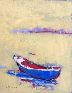 Boat Afloat, 2018