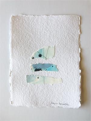 Blue Study II, 2019