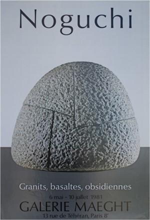 Granits, Basaltes, obsidiennes, 1981