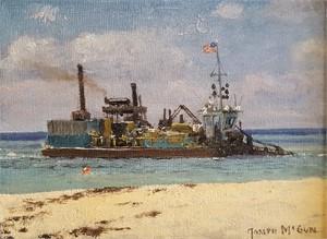 Coastal Dredger