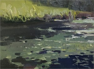 Rocks and Water, 2018