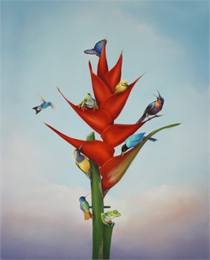 Hotel Heliconia by Jane Hartley