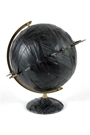 Bound Globe 5 (Equator), 2016