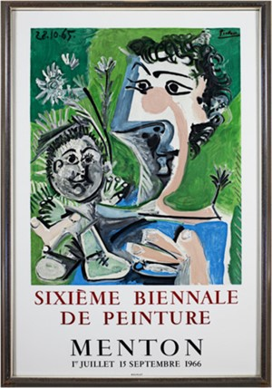 Sixieme Biennale De Peinture, 1966