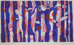 Dancers Emerging (artist proof (2), 2-11/11), 1972