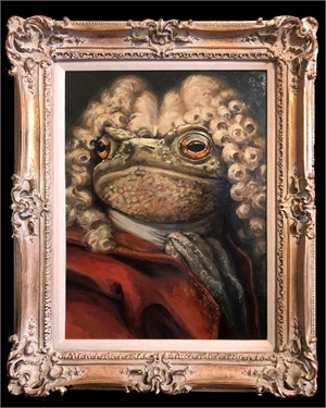 The Noble Toad