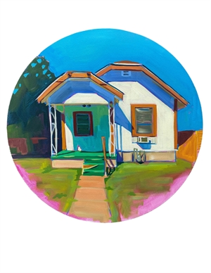 East Austin Home, 2020