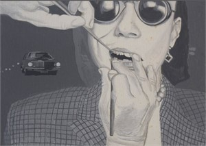 Dental Work with Sunglasses