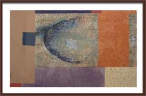 Blue Bowl Scroll II